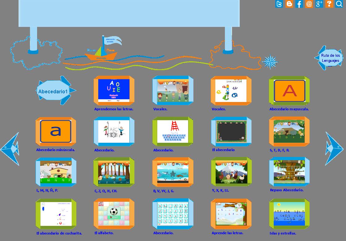 Actividades Y Juegos Para Aprender A Leer El Abecedario Educanave