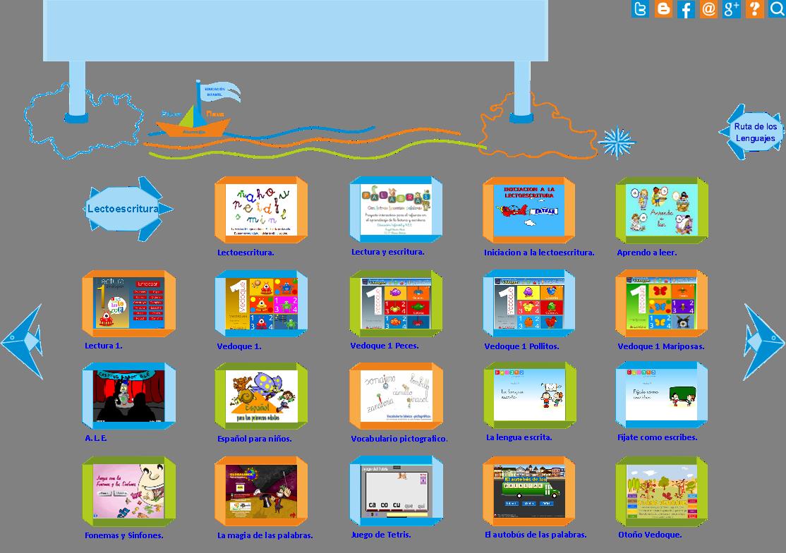 Actividades Y Juegos Para Aprender A Leer Y Escribir Educanave